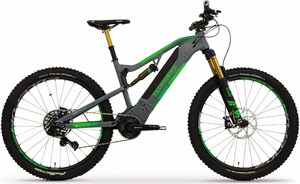 TechniBike MTB Full Suspension L E-Bike