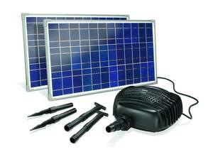 Solar Bachlaufpumpensystem Adria Esotec