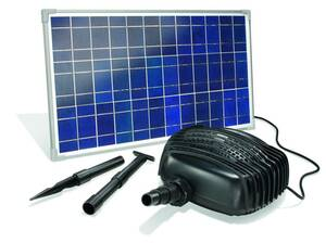 Solar Bachlaufpumpensystem Garda Esotec