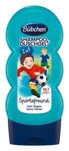 Bübchen Shampoo & Duschgel 2in1 Sportsfreund 230 ml