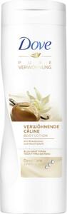 Dove Body Lotion Verwöhnende Caline mit Sheabutter und Vanilleduft 400 ml