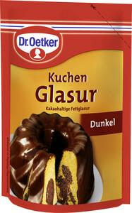 Dr.Oetker Kuchenglasur dunkel 125 g