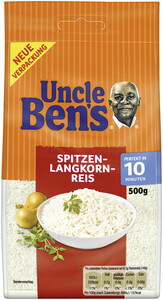 Uncle Ben´s Spitzen-Langkorn-Reis lose 10 Minuten 500 g