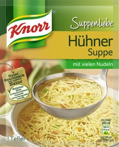 Knorr Suppenliebe Hühner Suppe 69 g