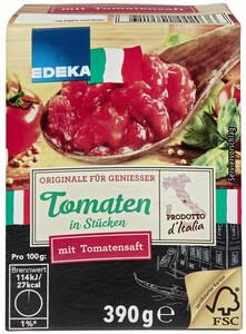 EDEKA Italia Tomaten in Stücken 390 g