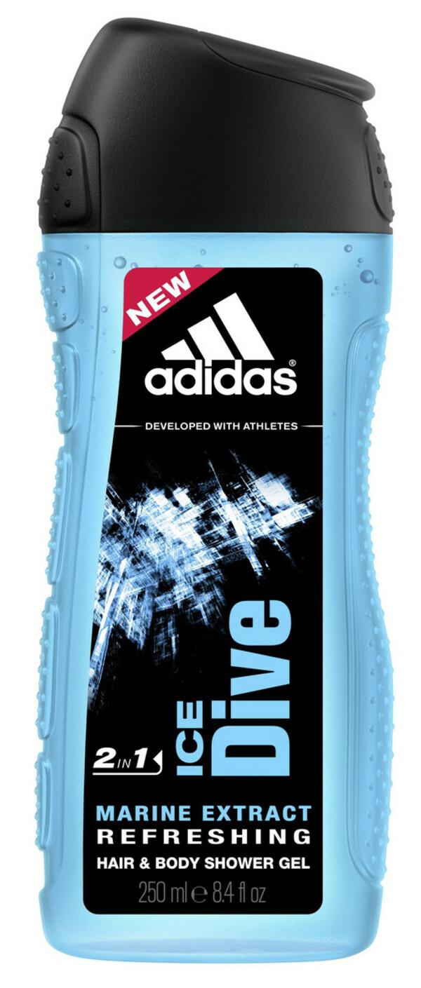 adidas Duschgel Ice Dive 250 ml