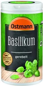 Ostmann Basilikum gerebelt 12,5g