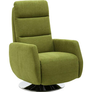 Beldomo Style RELAXSESSEL Kopfteilverstellung, Fußteilverstellung, Grün