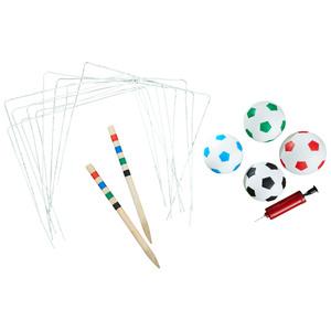 Fußball-Krocket (4 Bälle)