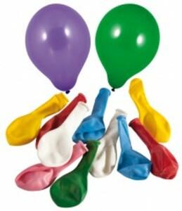 10er Luftballon