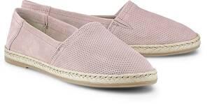 Fashion-Espadrille von COX in rosa für Damen. Gr. 37,38,39,40