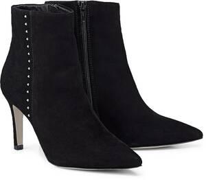 Fashion-Stiefelette von COX in schwarz für Damen. Gr. 39