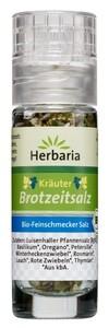 Herbaria Bio Kräuter Brotzeitsalz Mini-Mühle 11 g