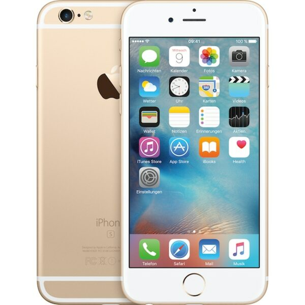 "APPLE iPhone 6s Smartphone, 11,94 cm (4,7"") Retina HD Display, 64 GB Speicher, A9 Chip, LTE, generalüberholt"