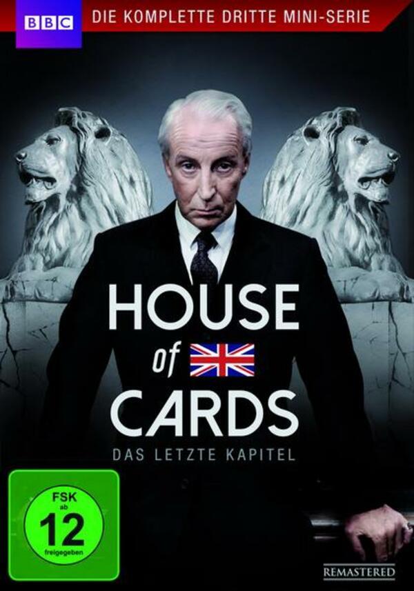 House of Cards - Das letzte Kapitel - Die komplette dritte Mini-Serie [2 DVDs]