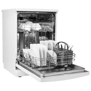 MEDION Geschirrspüler MD 37241, Reinigungs- und Trockenwirkung A, 8 Reinigungsprogramme, Fassungsvermögen: 13 Maßgedecke