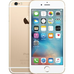 "APPLE iPhone 6s Smartphone, 11,94 cm (4,7"") Retina HD Display, 128 GB Speicher, A9 Chip, LTE, generalüberholt"