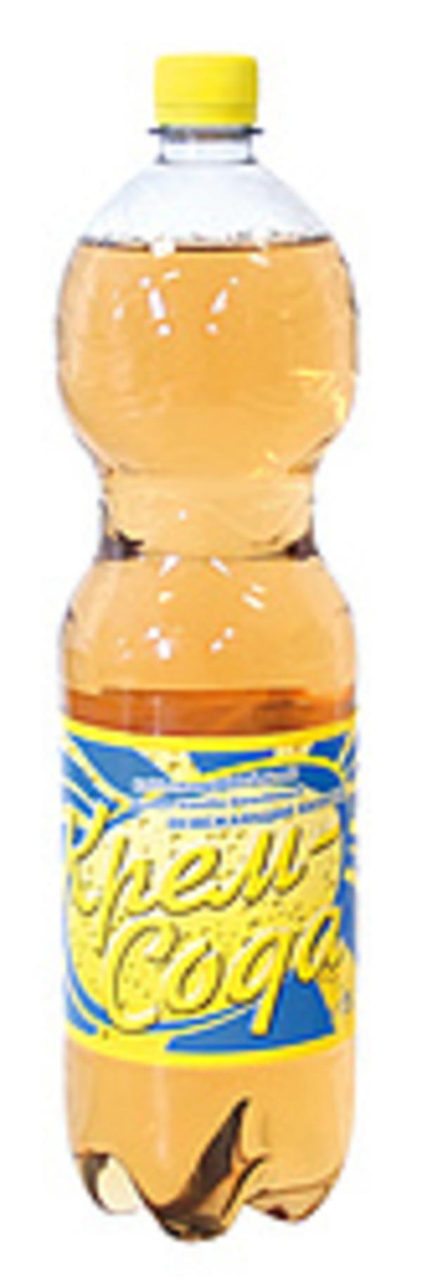 """Erfrischungsgetränk mit Birnen-Vanille-Geschmack """"Limonad Kr..."""