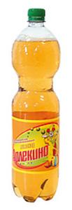 "Kohlensäurehaltiges Erfrischungsgetränk  ""Limonad Arlekino"""