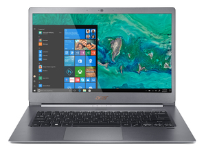 "Acer Swift 5 (SF514-53T-75UE) Ultra Thin 14"" Full HD IPS Touch Intel Core i7-8565U 8GB RAM 512GB SSD Win10"