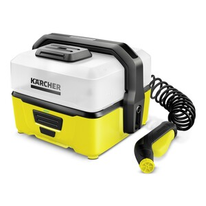 Kärcher Druckreiniger Mobile Outdoor Cleaner OC 3 | B-Ware – der Artikel wurde vom Hersteller geprüft und ist technisch einwandfrei – weist Gebrauchsspuren auf - volle gesetzliche Gewährleistu
