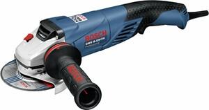 Bosch Professional Winkelschleifer GWS 15-125 | B-Ware – der Artikel ist neu – Verpackung beschädigt – volle gesetzliche Gewährleistung