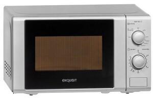 Exquisit Solo-Mikrowelle MW 802 GSI   B-Ware – der Artikel ist neu – Verpackung beschädigt – volle gesetzliche Gewährleistung