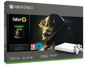 XBoxOne X Konsole 1TB Bundle Fallout 76    B-Ware - der Artikel ist neu - ohne Spiel