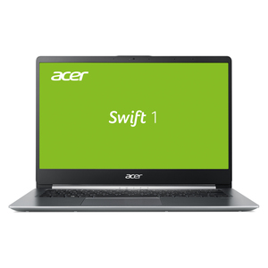 "Acer Swift 1 Ultra Thin (SF114-32-P78E) 14"" Full HD IPS, Intel Quad-Core N5000, 4GB RAM 256GB SSD, Linux"