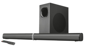 Trust Lino XL 2.1 All-round Soundbar mit Subwoofer und Bluetooth