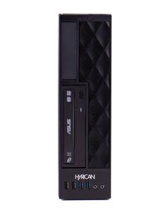 Hyrican Pro Slim CTS00613 Business-PC [i5-8400 / 8GB RAM / 256GB SSD / 1TB / Quadro P600 / Intel B360 / Win10 Pro]