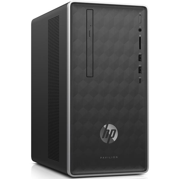 HP Pavilion Desktop 590-a0507ng Intel Celeron J4005, 4GB RAM, 1TB HDD, UHD 600, Win10