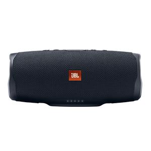 JBL Charge 4 (schwarz) - Bluetooth-Lautsprecher (30W, Bluetooth 4.2, spritzwassergeschützt, JBL Connect+)