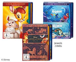 Disney Filme im Doppelpack