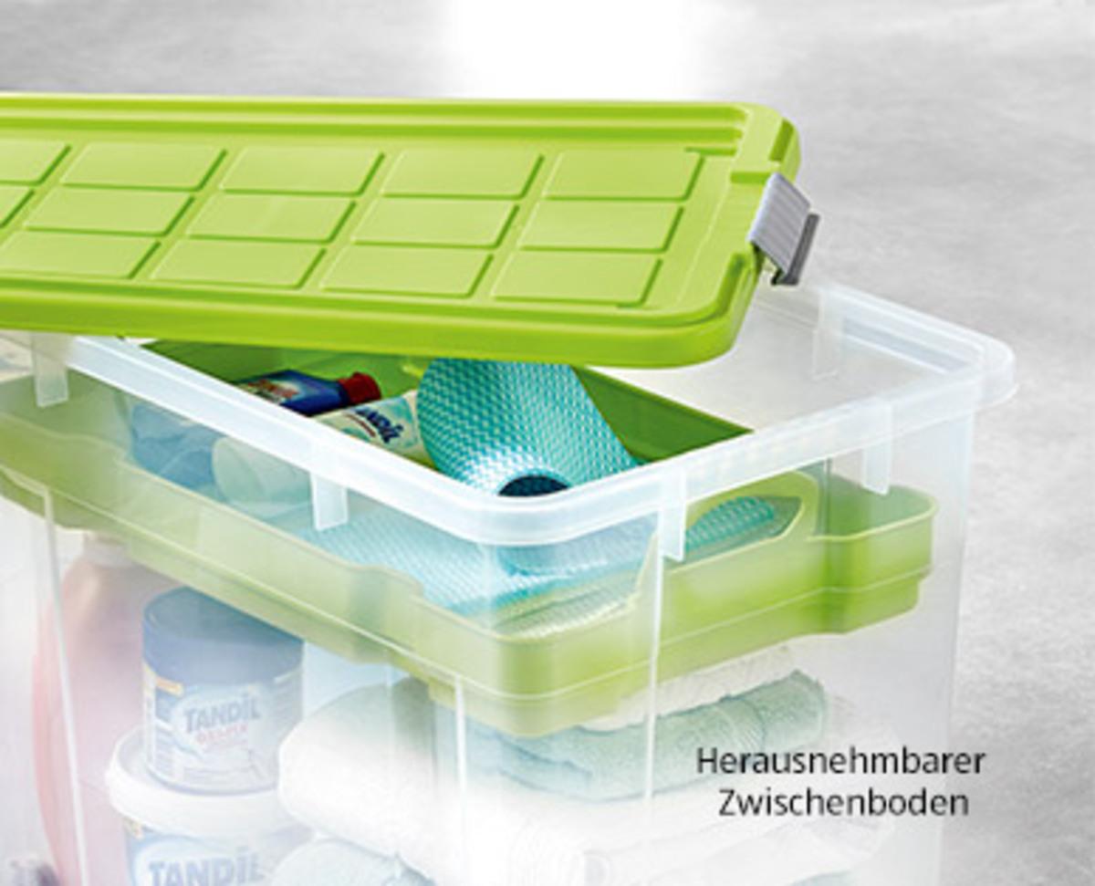 Bild 2 von EASY HOME®  Maxi-Stapelboxen-Set, 4-teilig