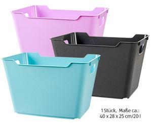 EASY HOME®  Design-Aufbewahrungsbox