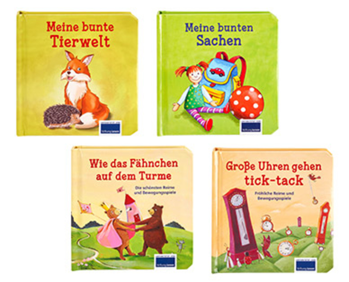 Bild 2 von Babybücher