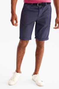 Westbury Premium         Shorts mit Gürtel - kariert