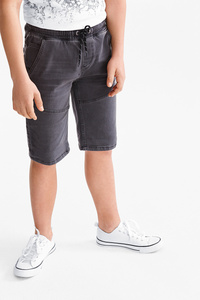 Here and There         THE BERMUDA JEANS - Jog Denim