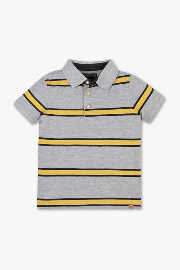 Palomino         Poloshirt - gestreift