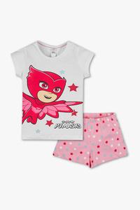 PJ Masks - Shorty-Pyjama - Bio-Baumwolle - 2 teilig