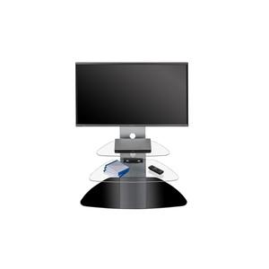 TV-Möbel Metallgestell Alu ca. 88 x 113 x 48 cm