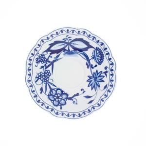 KAHLA Teller /Untertasse Ø 16,5 cm für Suppentasse ROSSELLA ZWIEBELMUSTER Weiß/Blau