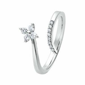 CHRIST Diamonds Damenring 87025641