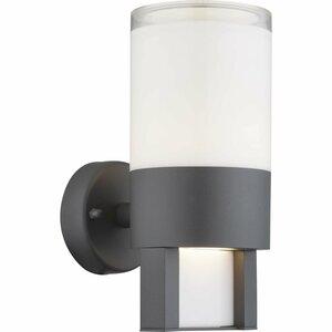 Globo LED-Außenwandleuchte   Nexa