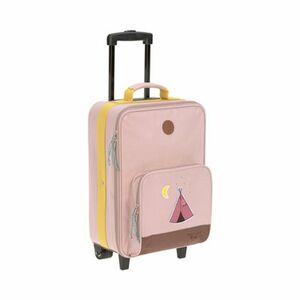 Kindertrolley Adventure rosa Tipi