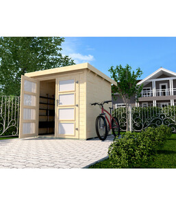 Weka Gartenhaus 321