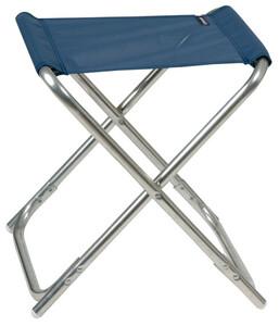 Lafuma Campinghocker Alu Pl Batyline® Iso Océan, Gestell silber