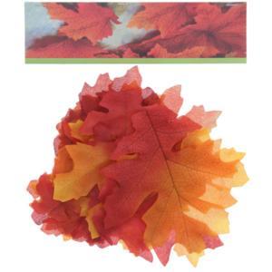 Deko Herbstblätter