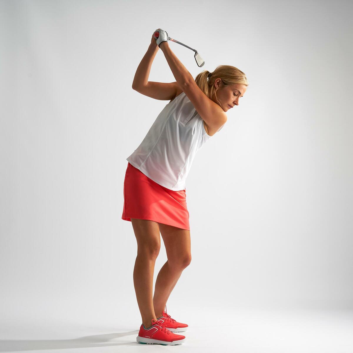 Bild 5 von Golf Rock Damen rosa/Erdbeere